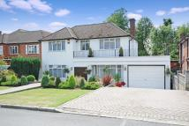 Detached property for sale in Stanmore, Middlesex