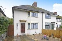 semi detached property in Lower Wolvercote...