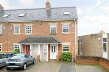 Summertown End of Terrace house for sale
