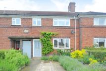 3 bedroom Terraced home in Wolsey Road, North Oxford