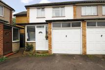semi detached property in Maxwell Road...