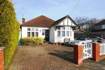 Detached Bungalow for sale in Parkfield Road...