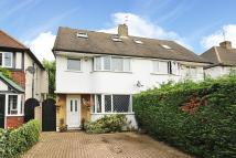 4 bedroom semi detached property for sale in Heathcroft Avenue...