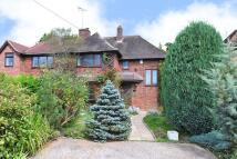 semi detached house in Sunningdale, Berkshire