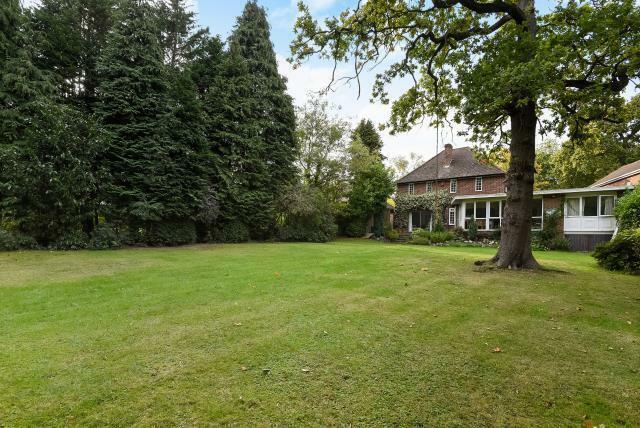 Garden & Rear of House 2