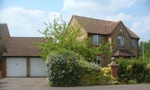 Detached house in Trefoil Drove, Thatcham