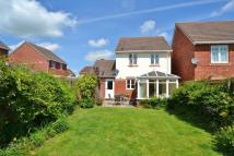 3 bed Detached home in Larks Rise, Cullompton...