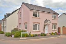 3 bedroom Detached property in PARLOUR MEAD, Cullompton...