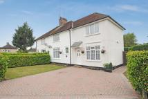 4 bed semi detached home in Virginia Water, Surrey