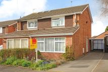 3 bedroom semi detached house in Westfield Road, Benson...
