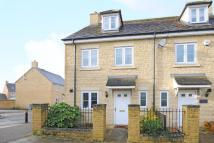 Town House in Madley Park, Witney