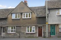 Terraced home for sale in Mill Street, Witney