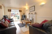 Terraced house for sale in Church Road long...