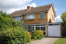 3 bedroom semi detached property in Glyme Way...