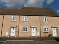 Terraced home in Kingfisher Drive, Witney