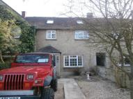Terraced house for sale in Park Road, Witney
