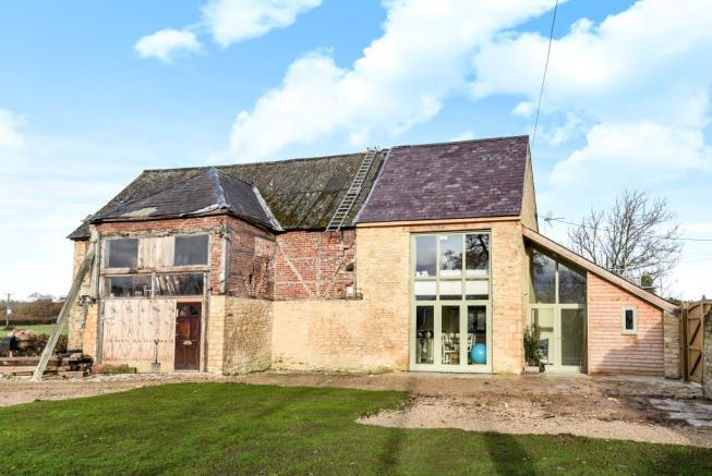 1 bedroom detached house for sale in Barnard Gate, Near Witney,Barn ...