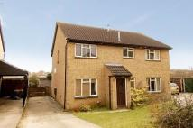 2 bedroom house in Norris Close, Abingdon