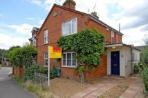 semi detached property in Fernbank Road...
