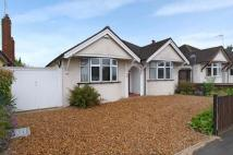 Detached Bungalow to rent in St Andrews Avenue...