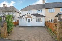 3 bed semi detached home in Osmans Close...