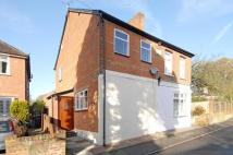 semi detached home to rent in Upper Village Road...