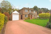 4 bedroom Detached property to rent in Woodend Drive...