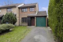 Fordwells Drive End of Terrace house to rent