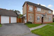 4 bed Detached property to rent in Saturn Croft...