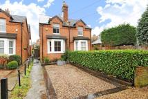3 bedroom semi detached property in Oliver Road, Ascot