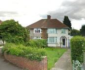 semi detached house in Coleridge Close, Oxford