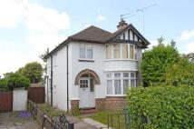 Detached house to rent in Knolles Road, Oxford