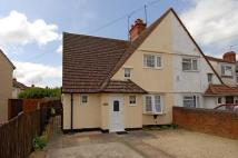 semi detached house in Cowley Road, Oxford