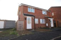 2 bed semi detached home in Lara Close, Throop