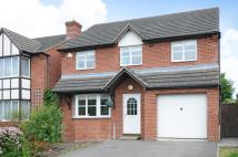 4 bed Detached property to rent in Westwater Way, Didcot