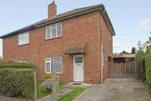 semi detached house in Headington, Oxford