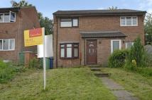 2 bedroom semi detached house to rent in Hengrove Close...