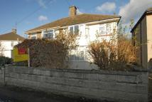 semi detached property in Brookfield Crescent...