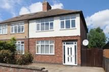 semi detached house to rent in Margaret Road, Oxford