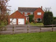 Detached property for sale in CHURCH FARM LANE...