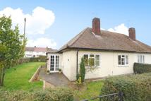 Semi-Detached Bungalow in Henley-on-Thames...