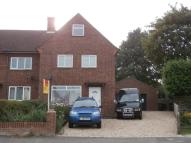 semi detached property to rent in Gainsborough Road...
