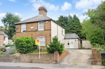 2 bedroom semi detached home in West Wycombe Road...
