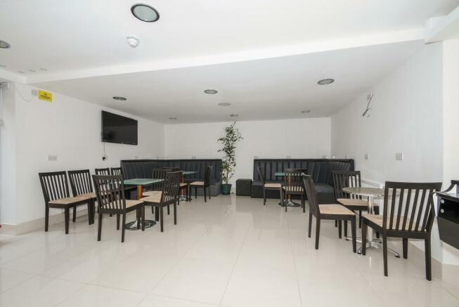 Communal Living Area