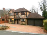 Detached home in BAGSHOT, SURREY