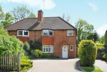 semi detached property to rent in Windlesham, Surrey