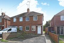Newbury semi detached property to rent