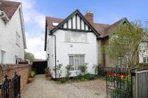 semi detached home to rent in Summertown, Oxford