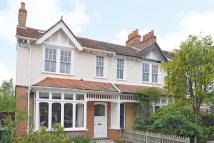 semi detached home in Lonsdale Road, Summertown