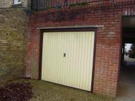 Garage in Summertown, Oxford to rent